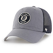 '47 Men's Detroit Tigers Oracle Closer Navy Fitted Hat