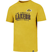 '47 Men's Los Angeles Lakers Club Gold T-Shirt