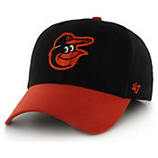 '47 Youth Baltimore Orioles Basic Black Adjustable Hat