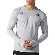 adidas Men's Boston Marathon Supernova Running Long Sleeve Shirt
