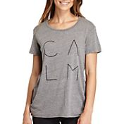 good hYOUman Women's Tri-Blend Coco Calm Graphic T-Shirt