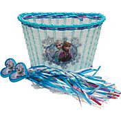 Bell Frozen Bike Basket and Streamers
