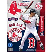 Fathead Boston Red Sox Mookie Betts Teammate Wall Decal