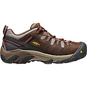 KEEN Men's Detroit Low Internal Met Steel Toe Work Shoes