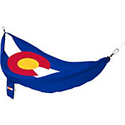 Logo State of Colorado Flag Hammock