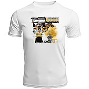 Levelwear Men's NHL Stanley Cup Champions Pittsburgh Penguins Hoist the Cup T-Shirt