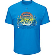 Majestic Men's 2017 MLB All-Star Game Blue T-Shirt