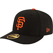 New Era Men's San Francisco Giants 59Fifty Game Black Low Crown Authentic Hat