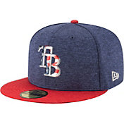 New Era Men's Tampa Bay Rays 59Fifty 2017 July 4th Authentic Hat