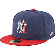 New Era Men's New York Yankees 59Fifty 2017 July 4th Authentic Hat