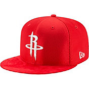 New Era Men's Houston Rockets 2017 NBA Draft 59Fifty Fitted Hat