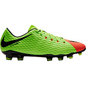 Nike Men's Hypervenom Phelon III FG Soccer Cleats
