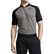 Nike Men's Raglan Slim Fit Golf Polo