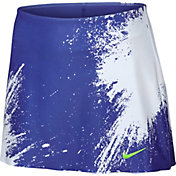 Nike Women's Burst Court Power Spin Tennis Skirt