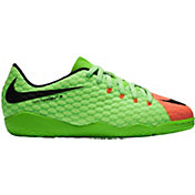Nike Kids' Hypervenom Phelon III Indoor Soccer Shoes