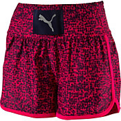 Puma Women's Kylie Jenner Culture Surf Boxer Shorts