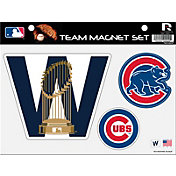 Rico Chicago Cubs W Trophy Magnet Sheet