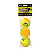 Slazenger Youth Stage 2 Tennis Balls – 3 Ball Pack