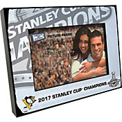 2017 Stanley Cup Champions Pittsburgh Penguins 4' x 6' Picture Frame