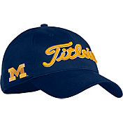 Titleist Men's Michigan Performance Golf Hat