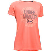 Under Armour Girls' Fish Hunter Tech T-Shirt