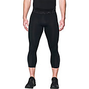 Under Armour Men's Project Rock SuperVent Three-Quarter Length Leggings
