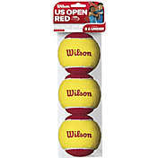 Wilson Youth US Open Stage 3 Tennis Balls