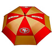 "Team Golf San Francisco 49ers 62"" Double Canopy Umbrella"
