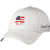 Black Clover Men's USA Luck #2 Golf Hat