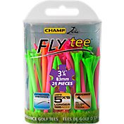 CHAMP Zarma FLYtee 3.25' Neon Mix Tees – 25-Pack