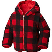 Columbia Toddler Boys' Reversible Double Trouble Insulated Jacket