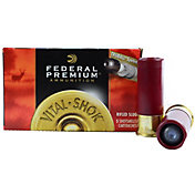 Federal TruBall Shotgun Ammo – 5 Slugs