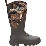 Muck Boots Men's Woody Grit Rubber Hunting Boots