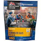 Mountain House Precooked Scrambled Eggs with Bacon