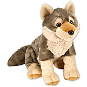 Wild Republic Cuddlekin Wolf Stuffed Animal