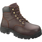 Wolverine Men's Buccaneer MultiShox Contour Welt 6' Waterproof Steel Toe Work Boots