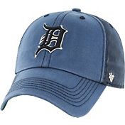 '47 Men's Detroit Tigers Humboldt Franchise Blue Fitted Hat