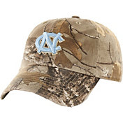 '47 Men's UNC Tar Heels Realtree Camo Adjustable Hat
