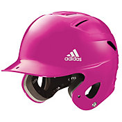 adidas Girls' Triple Stripe T-Ball Batting Helmet