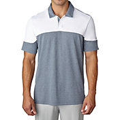 adidas Men's climachill® Blocked Golf Polo
