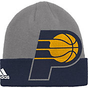 adidas Men's Indiana Pacers Cuffed Knit Hat