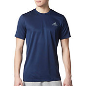 adidas Men's Big and Tall Essential Tech T-Shirt