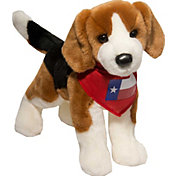 Douglas Texas Beagle Stuffed Animal