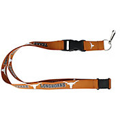 Texas Longhorns Burnt Orange Lanyard