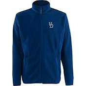 Antigua Men's Delaware Fightin' Blue Hens Blue Ice Full-Zip Jacket