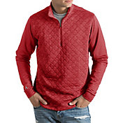 Antigua Men's Arctic Quarter-Zip Golf Pullover
