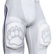 treDCAL Bear Paw Thigh Pad Football Decals