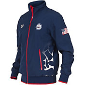 arena Men's USA Swimming Full Zip Jacket