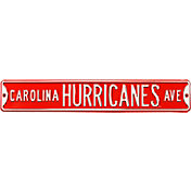 Authentic Street Signs Carolina Hurricanes Ave Sign