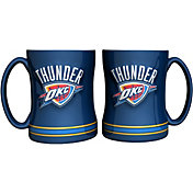 Boelter Oklahoma City Thunder Relief 14oz Coffee Mug 2-Pack